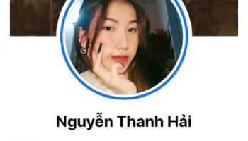 Lộ clip nóng hotgirl Nguyễn Thanh Hải